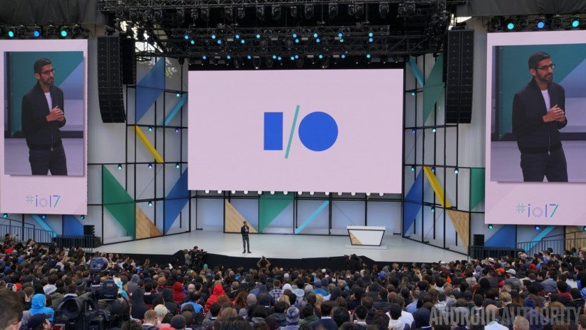 Google I/O 2017 - More than just apps